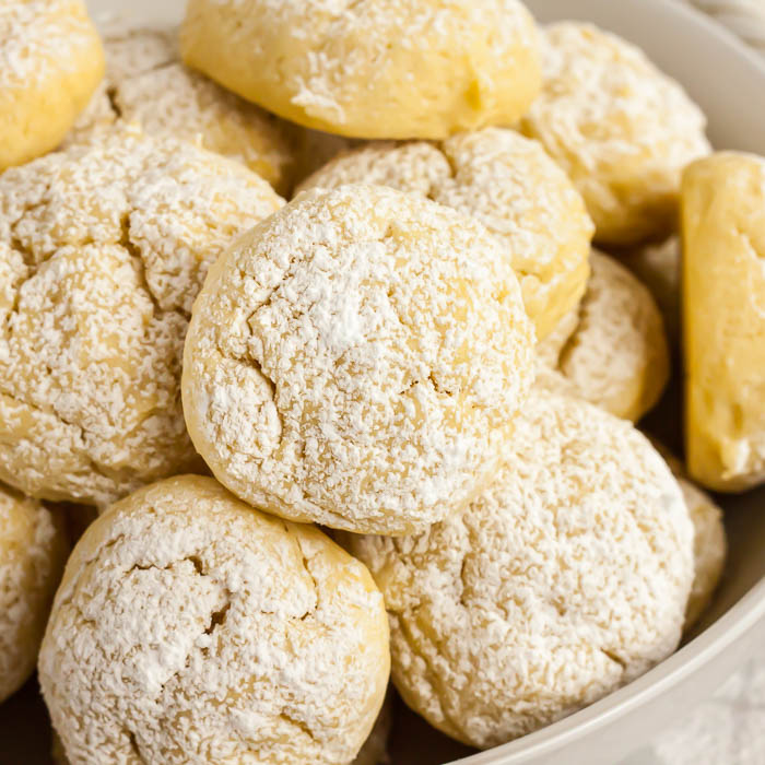 If you love cheesecake, you're going to go crazy over Cream Cheese Cookies Recipe. Cheesecake cookies recipe is rich and creamy for the best dessert.