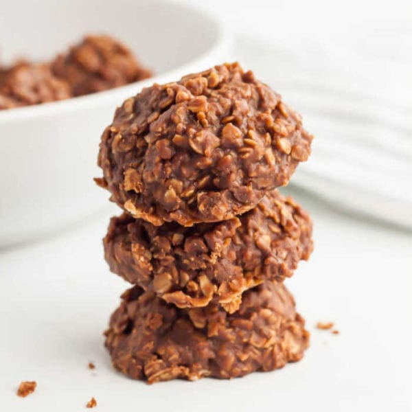 Easy No Bake Cookies Recipe