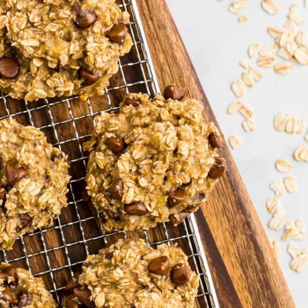 3 Ingredient Oatmeal Cookies Recipe