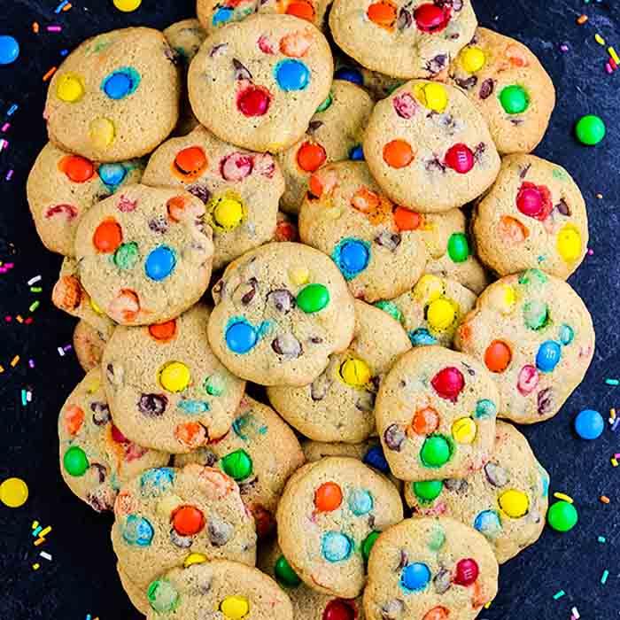 M M Cookies Recipe Chocolate Chip M M Cookies
