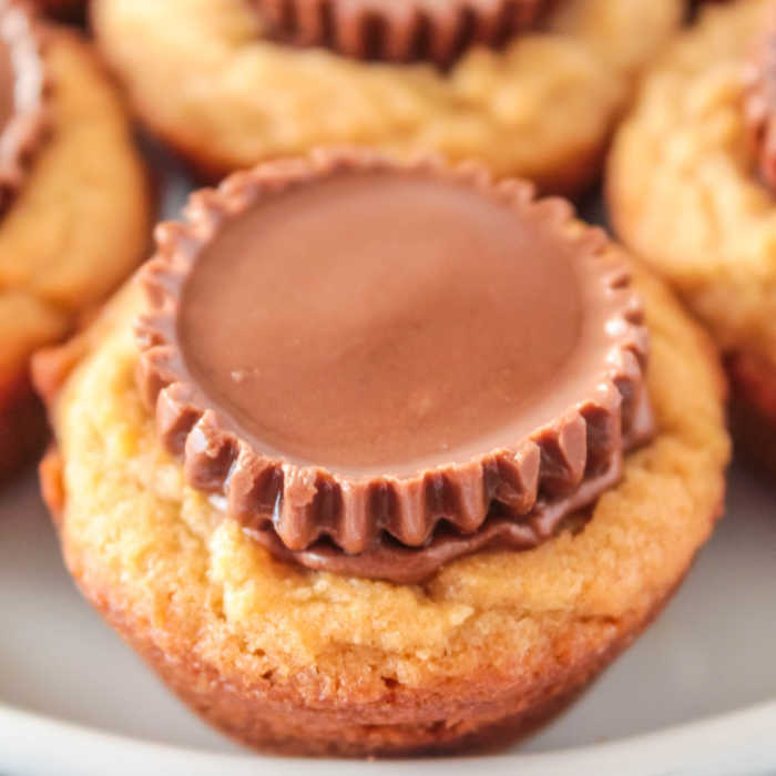 Reese's peanut butter cup cookies are amazing and the perfect recipe for peanut butter fans. Chocolate and peanut butter come together for a heavenly treat.